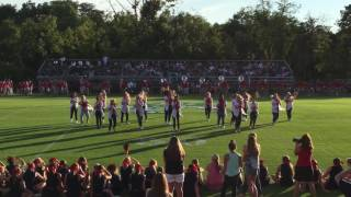 Repeat youtube video JCHS patriot dance team 1