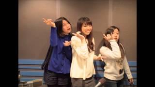 ちゃあぽん(西脇彩華) ヒロロ(村田寛奈) メリークリリンアナ(小林アナ) ...