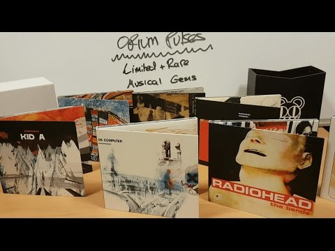Radiohead Limited Edition Box Set