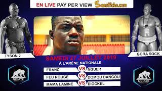 Journée du 27 juillet: Fallou Ndiaye dans le Pay Per View