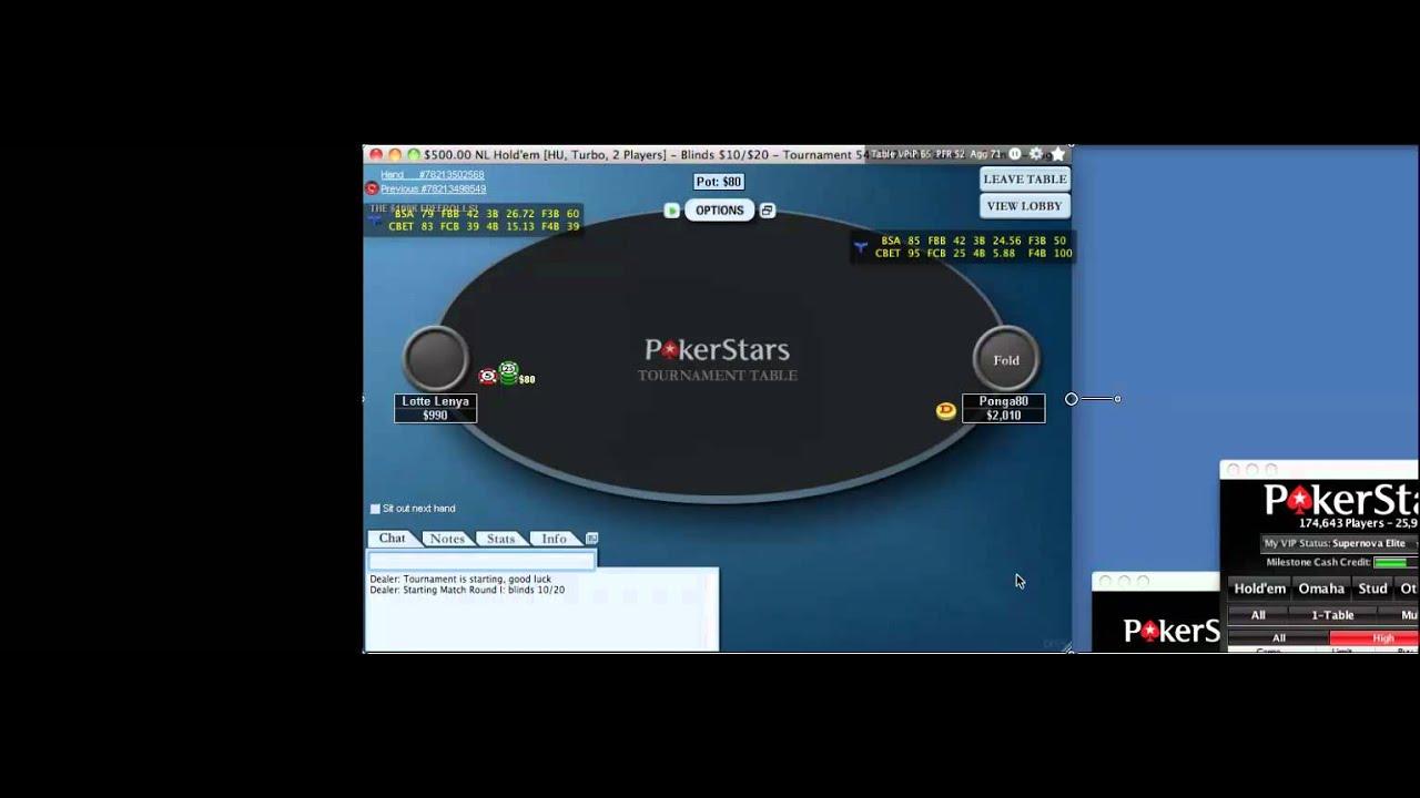 Speed Poker Strategy