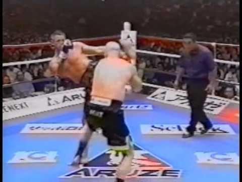 Adam Watt vs. Mike Bernardo (K-1 Kickboxing)