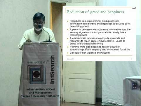 Socio biological basis of corruption  Public lecture by Dr  Anil Rajvanshi 3