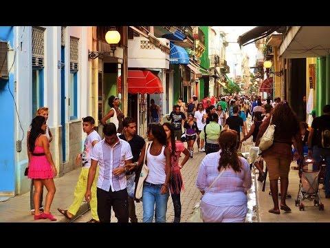 Havana's Obispo Street