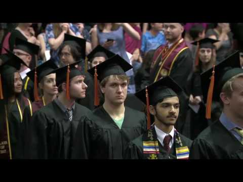 2017 Commencement Ceremony - UMN College of Science and Engineering