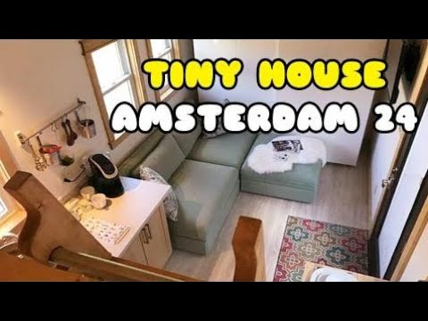Tiny House Amsterdam 24 By Transcend Tiny Homes (292 Sq Ft)