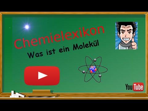 molek l aufbau eines molek ls chemielexikon youtube. Black Bedroom Furniture Sets. Home Design Ideas