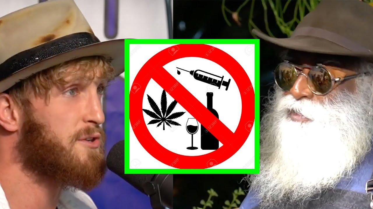 WHY SADHGURU HAS NEVER SMOKED OR DRANK ALCOHOL