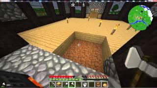 Minecraft - Magical Village #8 - Магический подъемник.