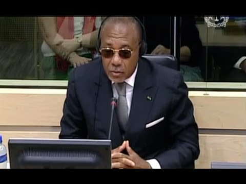 Former Liberian President Charles Taylor's Opening Statement - 14 July 2009 Part 2