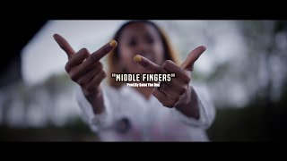 G Gotti • Middle Fingers | [Official Video] Filmed By @RayyMoneyyy
