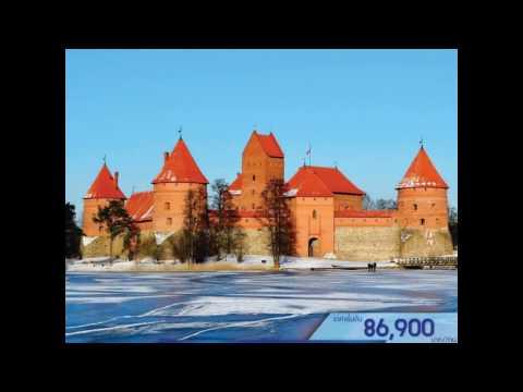 Baltic - Finland 8 Days 6 Nights
