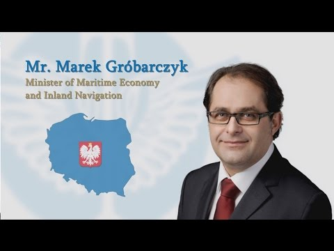 Interview with Mr. Marek Gróbarczyk, Minister of Maritime Economy and Inland Navigation