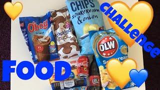 Blindfolded Food Challenge // Melissa VS Lita thumbnail