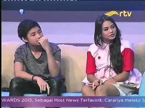 On The Show With Omesh | Bintang Tamu Aurel Dan Rasya | 8 Mei 2015