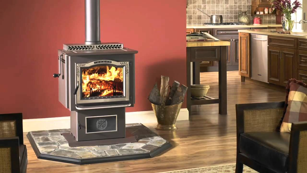 revised) Our Harman Fireplace Wood Stove goes BOOM! by Jim Barry