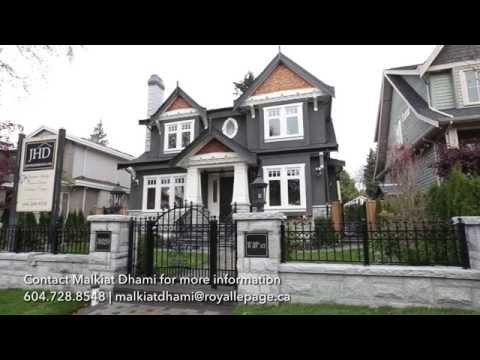 3629 West 35th Avenue, Vancouver BC | Built by JHD Homes