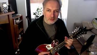 Elizabeth Kelly's Delight (slip jig) on mandolin