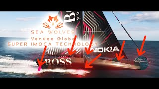 Sea Wolves - Vendee Globe 2020 IMOCA technology overview / deep dive - The secrets to the speed!
