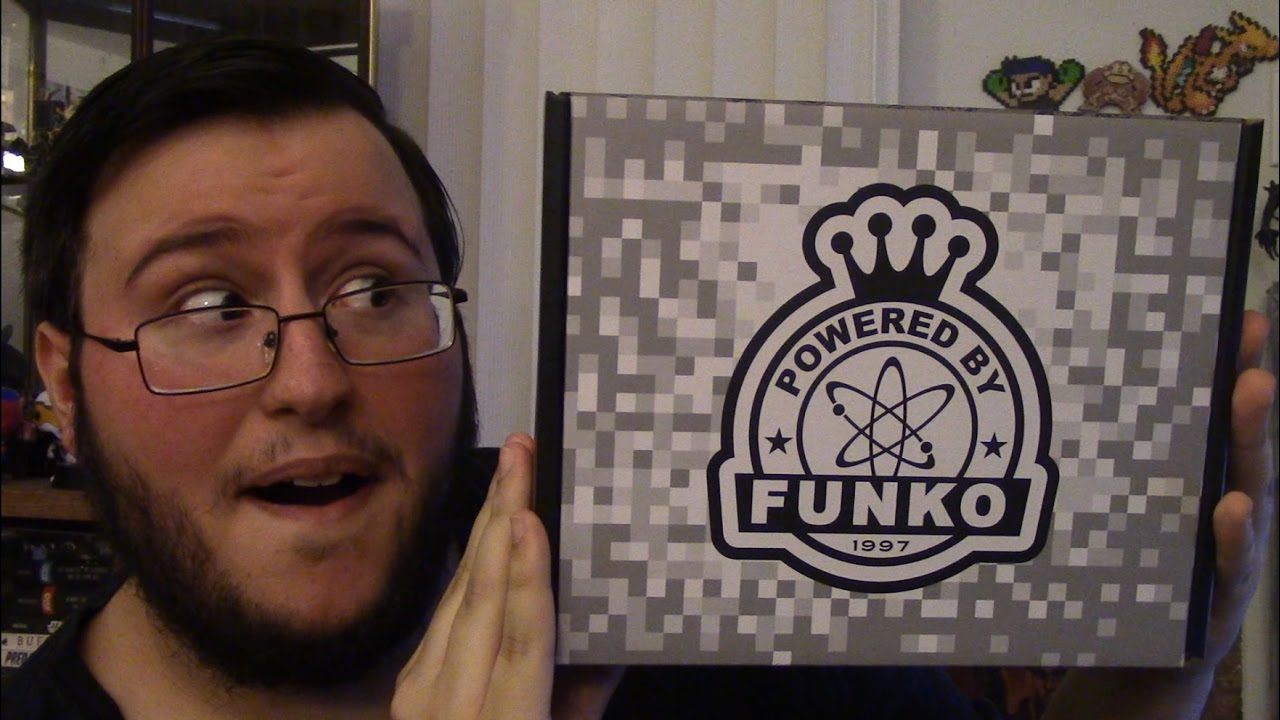 Gamestop S Black Friday Funko Mystery Box 2016 Unboxing