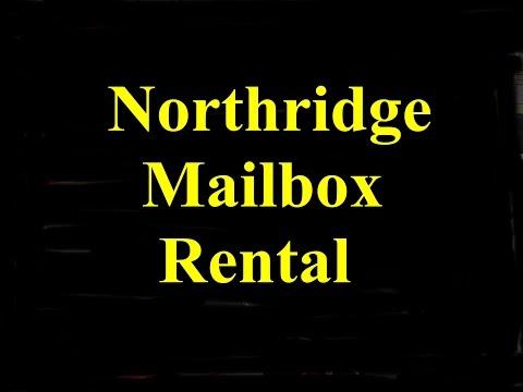Northridge MailBox Rentals