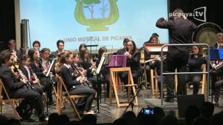 BANDA JOVE UNIÓ MUSICAL PICANYA 12/11/2016 - CONCERT SANTA CECILIA I NOMENAMENT MUSES