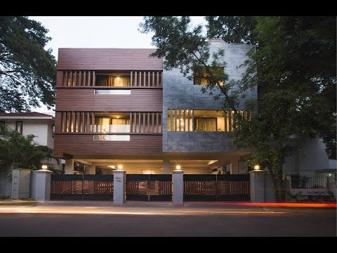 3,500 sq ft House in Chennai by Yellow Sub Studio
