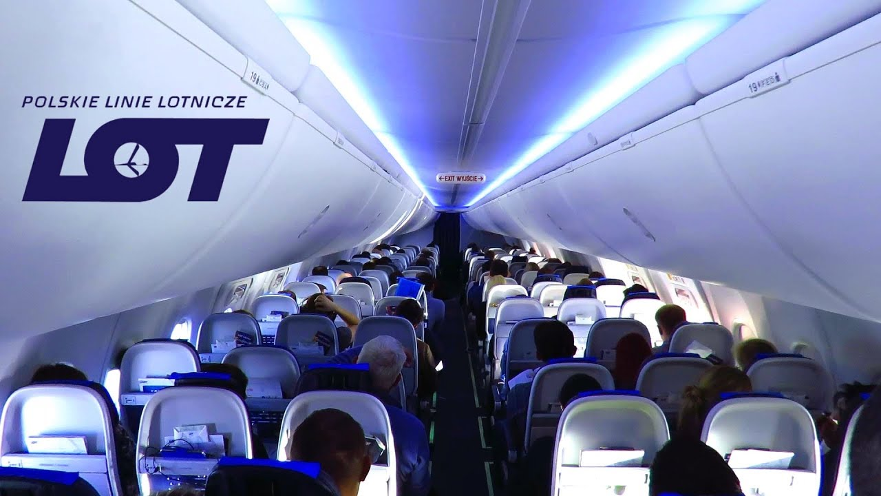 Trip Report Brand New 737 Max Lot Polish Airlines