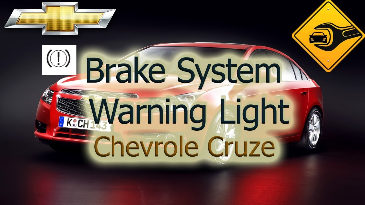 Brake System Warning Light | Chevrolet Cruze | 🚗🛠