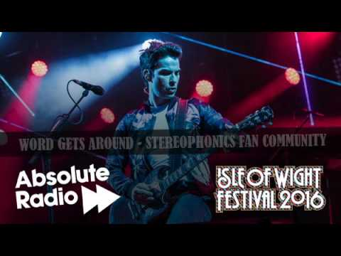 Stereophonics - Isle of Wight Festival 2016 (FULL SHOW AUDIO)