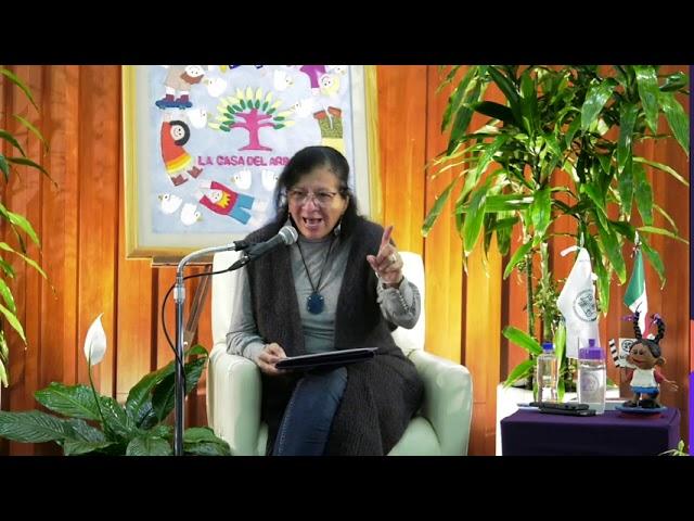 Discurso de Nashieli Ramírez en la presentación La T en Corto