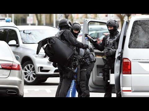 Police choc Intervention anges gardiens au cœur de Marseille 2020 { partie 3 }