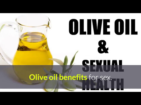 oil Sex with olive