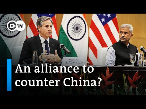 India and US pledge to deepen ties | DW News