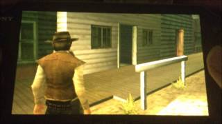 Gun Showdown PS Vita Free-Roam Gameplay