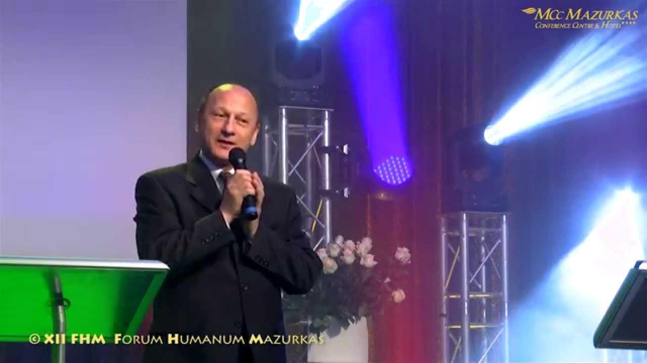 XII Forum Humanum Mazurkas-prezentacja książek-