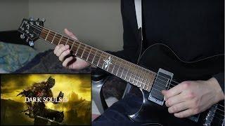 Dark Souls III - Abyss Watchers, Guitar Cover