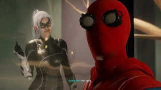 Spider-Man Reunites with Black Cat (Homemade Suit Walkthrough) - Marvel's Spider-Man