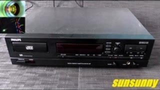 Philips Digital Compact Cassette player DCC600