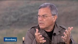 Sir Martin Sorrell: We Are Unabashed Chinese Bulls
