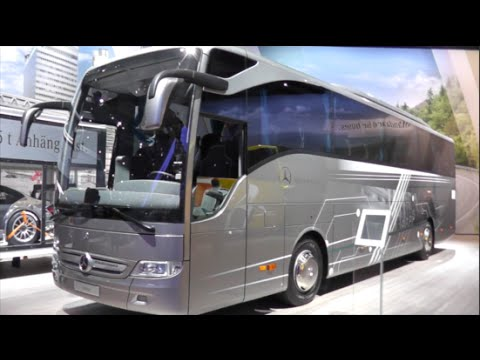 mercedes benz tourismo 2015 in detail review walkaround interior exterior youtube. Black Bedroom Furniture Sets. Home Design Ideas