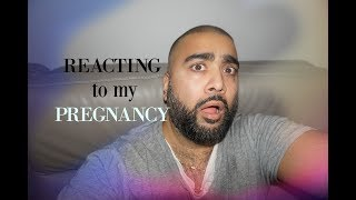 Husband and three year old react to my pregnancy plus a surprise