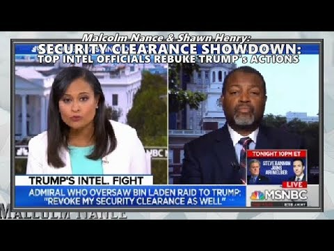 Security Clearance Showdown: Top Intel Officials Condemn ...
