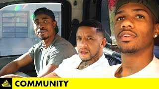 The Police Pull Over ft.Norman Towns  | All Def Community