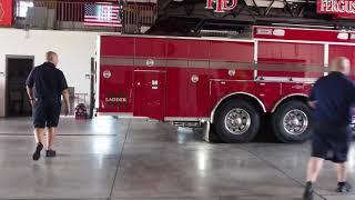 New Ladder Truck, 3015!