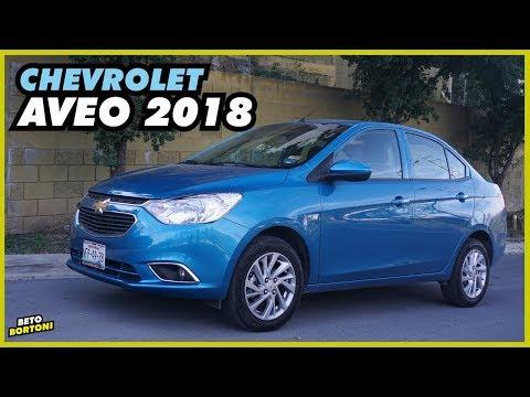 Nuevo Chevrolet Aveo 2018 Version Intermedia By Autos Bsicos