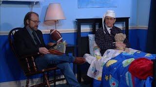 George Saunders' Bedtime Story