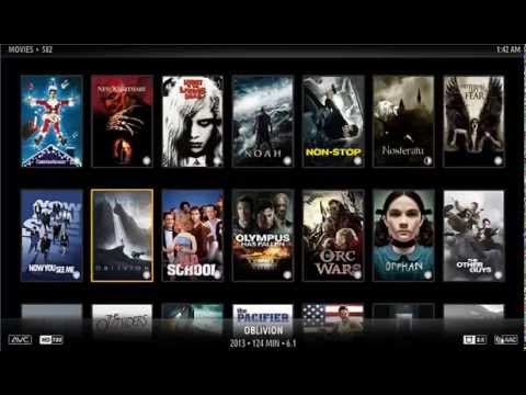 My Xbmc Movie And Tv Collection 2014