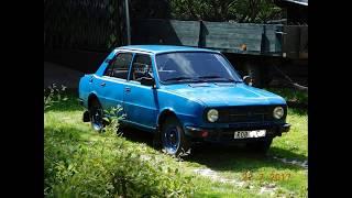 Renovace Škody 120L...1980