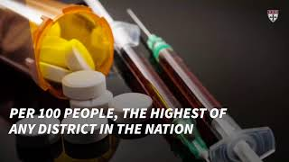 New study looks at opioid prescribing rates by congressional district